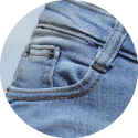 Calidad Cloud Jeans para Mujer